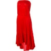 Poppy Fields Strapless Dress - Women's