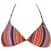 Wild Escape Tiki Triangle Bikini Top - Women's