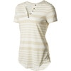 Breaker Stripe Shirt - Short-Sleeve - Women's