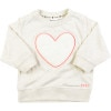 Free Heart Pullover Sweatshirt - Girls'