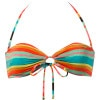 Wave Frenzy Adjustable Bandeau Bikini Top - Women's