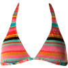 Wave Frenzy Adjustable Halter Bikini Top - Women's