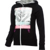 Roxy Free Love Full-Zip Hoodie - Girls'