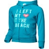 Peace Out Full-Zip Hoodie - Girls'