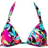 Tropic Tango Fixed Halter Bikini Top - Women's