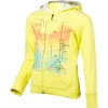 Daisy Daze Full-Zip Hoodie - Girls'