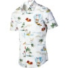 Surfin Santa Shirt - Short-Sleeve - Men's