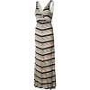 Inlet Stripe Maxi Dress - Women's
