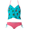 Pineapple Princess Pacific Palisades Swim Set - Little Girls'