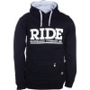 Ride Logo Pullover Hooded Sweatshirt - Men's