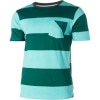 Cool Stripe Crew - Short-Sleeve - Men's