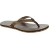 Skinny Leather Flip Flop - Women's