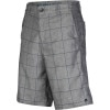 Grinds Plaid Boardwalk Short - Men's