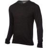 Horizon Solid V-Neck Sweater - Men's