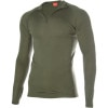LS Merino Zip Top - Men's