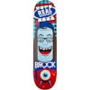 Real Skateboards Real X GREGMIKE Skate Deck