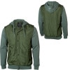 RVCA Puffer Fleece Hooded Jacket - Men's