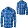 RVCA Del Mar Plaid Shirt - Long-Sleeve - Men's