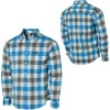 RVCA Chuck Plaid Shirt - Long-Sleeve - Men's