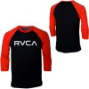 RVCA Big RVCA T-Shirt - 3/4-Sleeve - Men's
