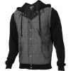 RVCA Puffer Chambray Fleece Hoodie - Men's