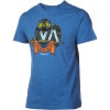 RVCA Mill Owl Slim T-Shirt - Short-Sleeve - Men's