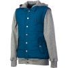 Puffer Fleece Hooded Jacket - Boys'