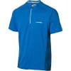 Java Trail 1/4-Zip Short Sleeve Men's Jersey