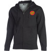 Classic Dot Full-Zip Hoodie - Men's