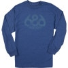 Wreath Heathered T-Shirt - Long-Sleeve - Men's
