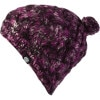 Braid Fleece Beanie - Women's