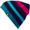 Striate Reversible Beanie - Women's