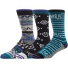 Three Of A Kind Skate Sock - Men's