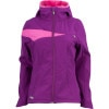 Arc Hooded Softshell Jacket - Women's