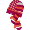 Split Stripe Hat/Mitt Set - Toddler and Infants'
