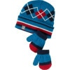 Argyle Hat/Mitt Set - Toddler and Infants'