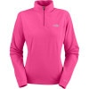 The North Face TKA 100 Glacier 1/4 Zip Fleece Top - Long-Sleeve - Women's