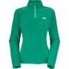 TKA 100 Microvelour Glacier 1/4-Zip Fleece Pullover - Women's