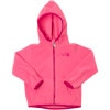 Glacier Full-Zip Hooded Fleece Jacket - Infant Girls'
