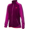 Jacquard Split Full-Zip Fleece Jacket - Women's