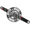 TruVativ XX Crankset - 166 Q-Factor - Double