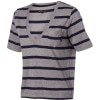 Striped Shirt - Short-Sleeve - Women's