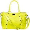 Crushed Large Fashion Bag - Women's