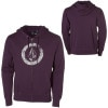 Volcom Scary Mess Slim Full-Zip Hooded Sweatshirt - Men's