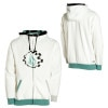 Volcom Moto Stone Basic Hooded Full-Zip Sweatshirt - Men's