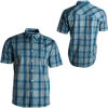 Volcom X Factor Plaid Shirt - Short-Sleeve - Men's
