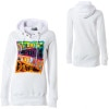 Volcom Acrylic Relaxed Hooded Pullover Sweatshirt - Women's
