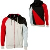Volcom Public Hydrophobic Full-Zip Hooded Sweatshirt - Men's
