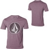 Volcom Cut The Stone Heather T-Shirt - Short-Sleeve - Men's