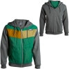 Volcom Vester Reversible Full-Zip Hooded Sweatshirt - Men's